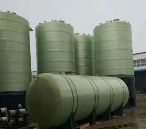 井冈山10吨玻璃钢储罐