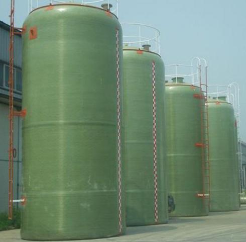 井冈山玻璃钢大型储罐